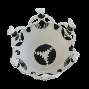 Ceramic Black & White Collection